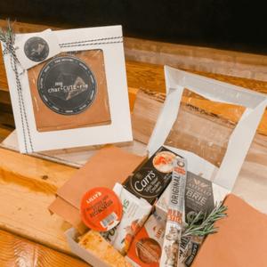 Shippable Nibble Box