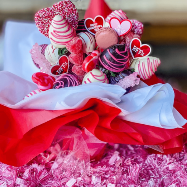"""Sweet Heart"" Bouquet"