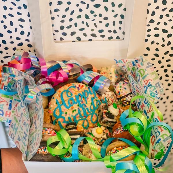 Nibble Birthday Party Box