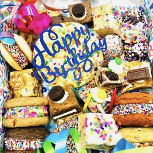 Charcuterie Birthday Cookie Box